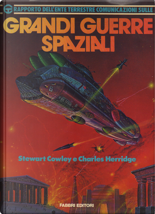 Grandi guerre spaziali by Charles Herridge, Stewart Cowley