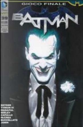 Batman #39 - Variant 75 Anni Joker by Bill Finger, Brian Buccellato, Francis Manapul, James Tynion IV, Scott Snyder, Tim Seeley, Tom King