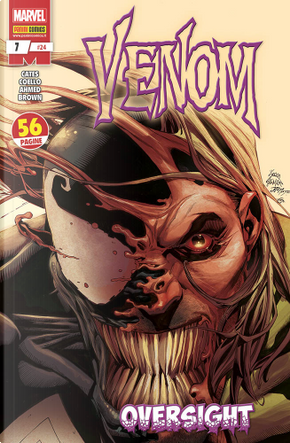 Venom vol. 24 by Donny C. Cates, Garry Brown, Iban Coello, Saladin Ahmed