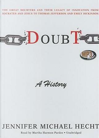 Doubt by Jennifer Michael Hecht