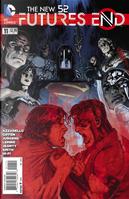 The New 52: Futures End Vol.1 #11 by Brian Azzarello, Dan Jurgens, Jeff Lemire, Keith Giffen