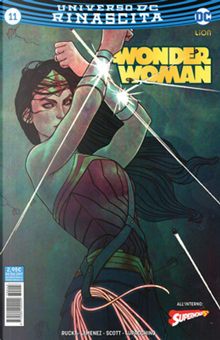 Wonder Woman #11 by Greg Rucka, Phil Jimenez