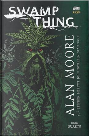 Swamp Thing di Alan Moore vol. 4 by Alan Moore