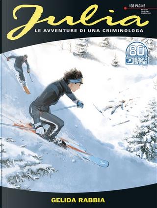 Julia n. 268 by Giancarlo Berardi, Lorenzo Calza