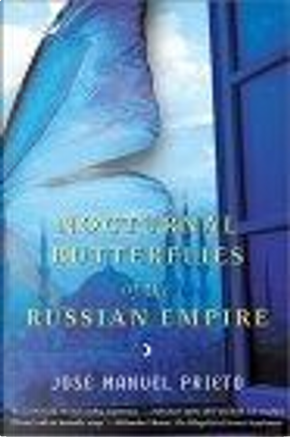 Nocturnal Butterflies of the Russian Empire by Jose Manuel Prieto