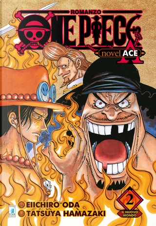 One Piece Novel Ace vol. 2 by Eiichiro Oda, Tatsuya Hamazaki