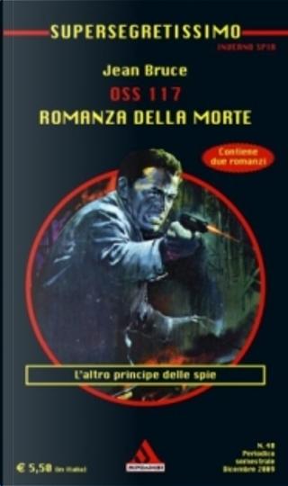 OSS 117: Romanza della morte by Jean Bruce