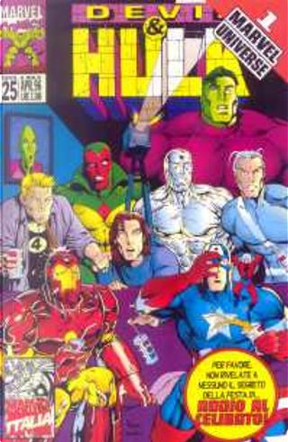 Devil & Hulk n. 025 by D.G. Chichester, Peter David