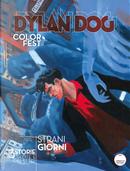 Dylan Dog Color Fest n. 24 by Alessandro Baggi, Dennis Casale, Michele Monteleone