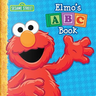 Elmo's ABC Book Big Book by Sesame Workshop