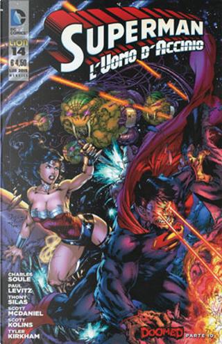 Superman l'Uomo d'Acciaio n. 14 by Charles Soule, Paul Levitz