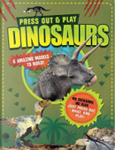Press Out & Play Dinosaurs by Penny Worms