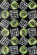Bullet Journal Notebook Batik Design 2 by Maz Scales