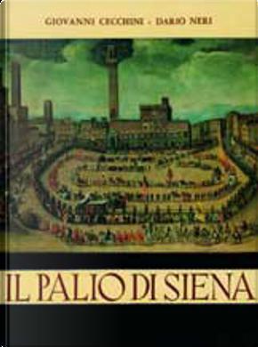 Il Palio di Siena by Dario Neri, Giovanna Cecchini