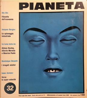 Pianeta n. 32, anno VI, gennaio-febbraio 1970 by