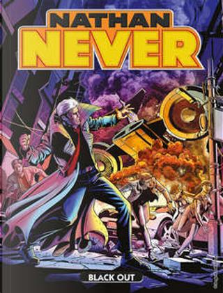 Nathan Never n. 320 by Giovanni Gualdoni, Sergio Giardo