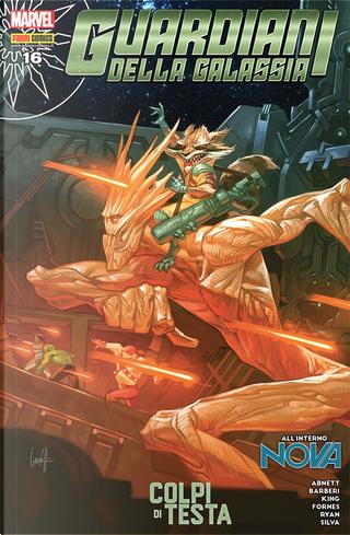 Guardiani della Galassia #48 by Dan Abnett, Jeff King, Sean Ryan
