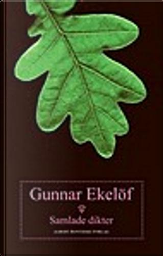 Samlade dikter by Gunnar Ekelöf