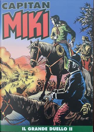 Capitan Miki n. 134 by Maurizio Torelli