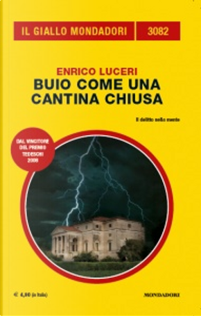 Buio come una cantina chiusa by Enrico Luceri