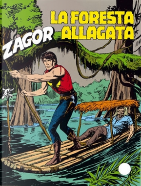 Zagor n. 309 (Zenith n. 360) by Ade Capone