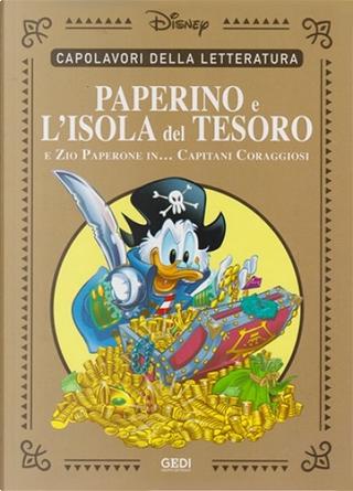 Paperino e l'isola del tesoro by Alessandro Sisti, Carlo Chendi, Guido Scala, Luciano Bottaro