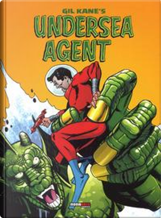 Undersea agent by Gil Kane