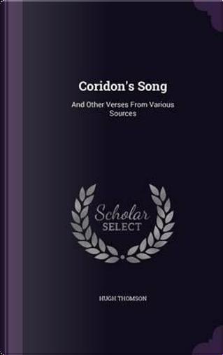 Coridon's Song by Hugh Thomson