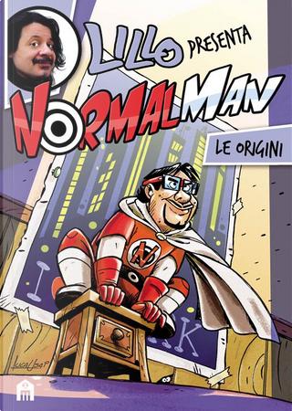 Normalman by Lillo