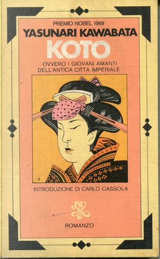 Koto by Yasunari Kawabata