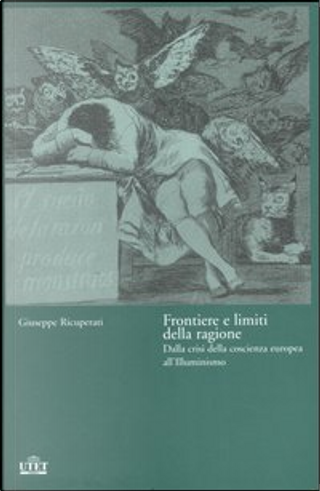 Frontiere e limiti della ragione by Giuseppe Ricuperati