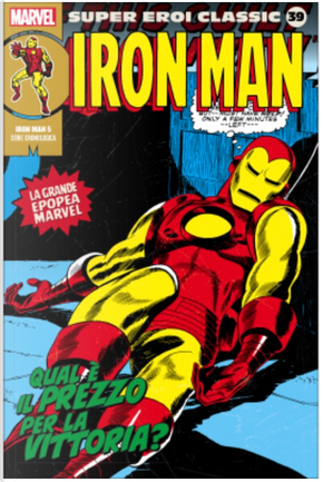 Super Eroi Classic vol. 39 by Stan Lee