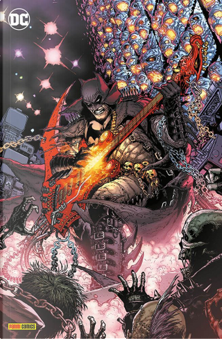 Batman death metal vol.1 by Daniel Warren Johnson, Greg Capullo, Riley Rossmo, Scott Snyder