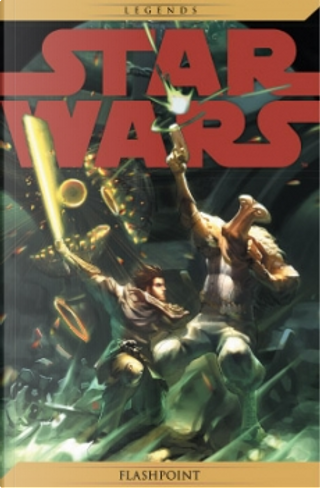 Star Wars Legends #57 by John Jackson Miller