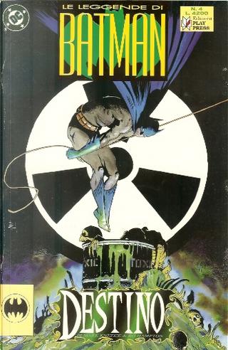 Le Leggende di Batman n. 4 by Bo Hampton, James D. Hudnall, Mark Kneece