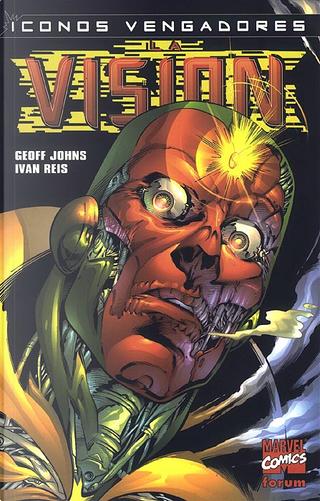 Iconos Vengadores: La Visión by Geoff Jones