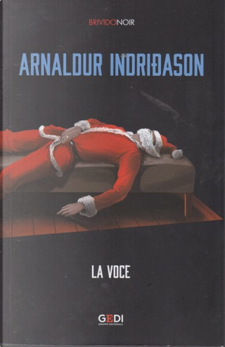 La voce by Arnaldur Indriðason