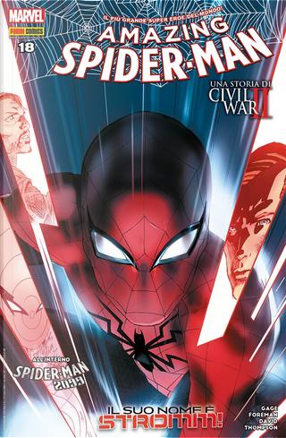 Amazing Spider-Man n. 667 by Christos Gage, Peter David, Robbie Thompson