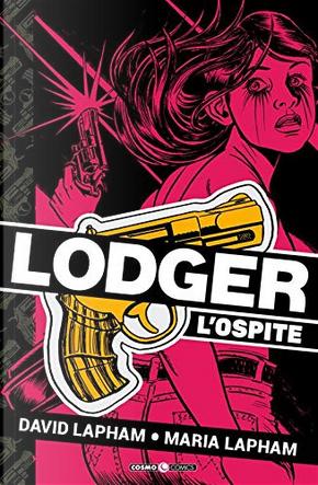 Lodger by David Lapham, Maria Lapham