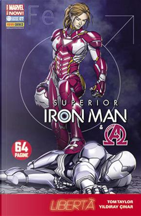 Iron Man & New Avengers n. 32 by Al Ewing, Tom Taylor