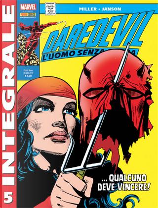 Daredevil Integrale vol. 5 by Frank Miller