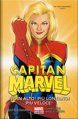 Capitan Marvel vol. 3 by Kelly Sue DeConnich