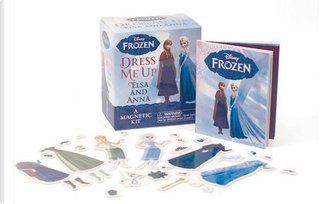 Frozen - Dress Me Up Elsa and Anna by Running Press