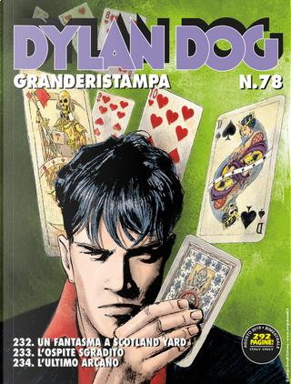 Dylan Dog Granderistampa n. 78 by Michele Medda, Paola Barbato, Tito Faraci