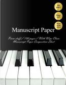 Manuscript Paper by James Manning