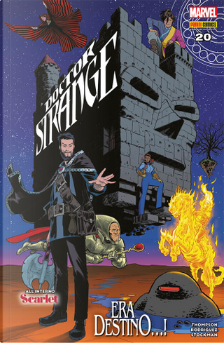 Doctor Strange n. 20 by Robbie Thompson