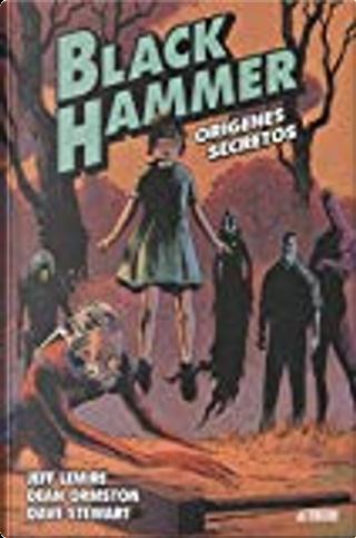 Black Hammer 1 by Jeff Lemire