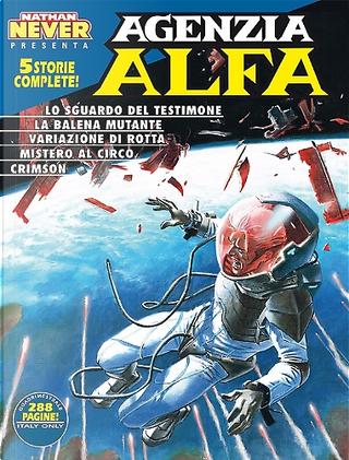 Agenzia Alfa n. 34 by Davide Rigamonti, Giovanni Gualdoni, Mirko Perniola, Piero Fissore
