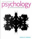 Creative Concepts in Psychology by Andrea Goldstein, Robert S. Feldman