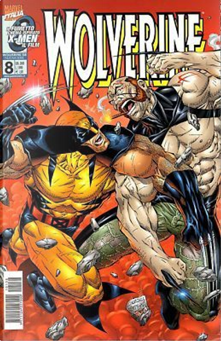 Wolverine n. 138 by Eric Stephenson, Ian Churchill, Norm Rapmund, Rob Liefeld